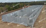 Бетонные стеновые панели Грязи