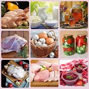 Мясо и яйца из своего хозяйства Санкт-Петербург