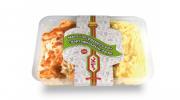 Предлагаем: Мясо по-французски с картофельным пюре доставка из г.Москва