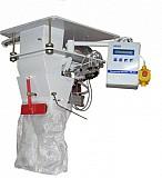 Весовой дозатор для сыпучих материалов в зашивные мешки Сведа Двс-301-50-1 Белгород