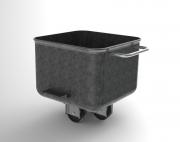 Продам: тележка-чан «чебурашка» 200 литров доставка из г.Москва