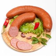Предлагаем: Колбасу «баранья» полукольцо в нат. оболочке доставка из г.Москва