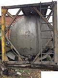 Танк-контейнер б/у, из нержавеющей стали доставка из г.Тольятти