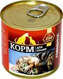 Консервированный корм для животных Великий Новгород