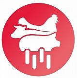 """Грудинка на кости в шкуре производства зам/охл """"агро-белогорье"""" 5-18т доставка из г.Белгород"""
