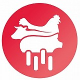 """Свиная кость 20% (копчиковая) зам производства """"агро-белогорье"""" 5-18т доставка из г.Белгород"""