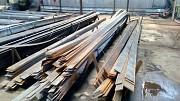 Полоса металлическая, некалиброванная толщиной 4...14 мм доставка из г.Челябинск