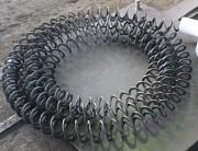 Спираль гибкого шнека ф 76мм Кемерово