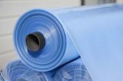 Плёнка полиэтиленовая укрывная синяя 80мкм., 3м*100м доставка из г.Москва