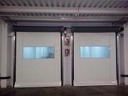 Промышленные ворота и двери для мясопереработки доставка из г.Королев