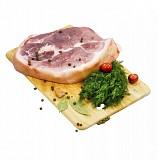 Шейка свиная с костью в шкуре охлаждённая, вакуум доставка из г.Березовский
