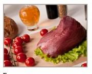 Кошерное мясо: Голяшка баранья доставка из г.Москва