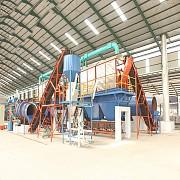 Оборудование для переработки и гранулирования помета, навоза, сапропеля и пищевых отходов Пекин