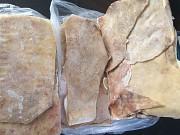 Продаю Шкуры свиные зам от 1 тонны  в Ростове-на-Дону  доставка из г.Ростов-на-Дону