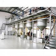 Оборудование для вытопки и переработки животного жира, сала в пищевой, кормовой и технический жир доставка из г.Москва