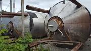 Металлические цистерны бу из под питьевой воды Челябинск