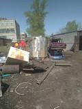 Емкости вертикальные из нержавеющей стали б/у, на 13 куб.м3 доставка из г.Челябинск