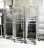 Продаю Технологические тележки и рамы для мясного цеха Новый в Москве  Москва