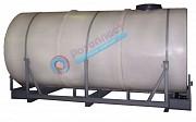 18000л Пластиковая горизонтальная емкость доставка из г.Мытищи