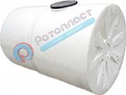 12000 литров пластиковая горизонтальная емкость доставка из г.Мытищи