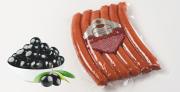 Предлагаем: Колбаски Мусульманские Халал доставка из г.Алматы