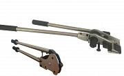 /M4H-2/ + /M4C/ - Ручная машинка для металлической ленты 32 мм (Компле Москва