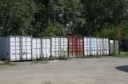Предлагаем контейнеры морские, железнодорожные 20; 40 фут. б/у Челябинск