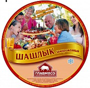 Шашлык свиной Кавказский Новосибирск
